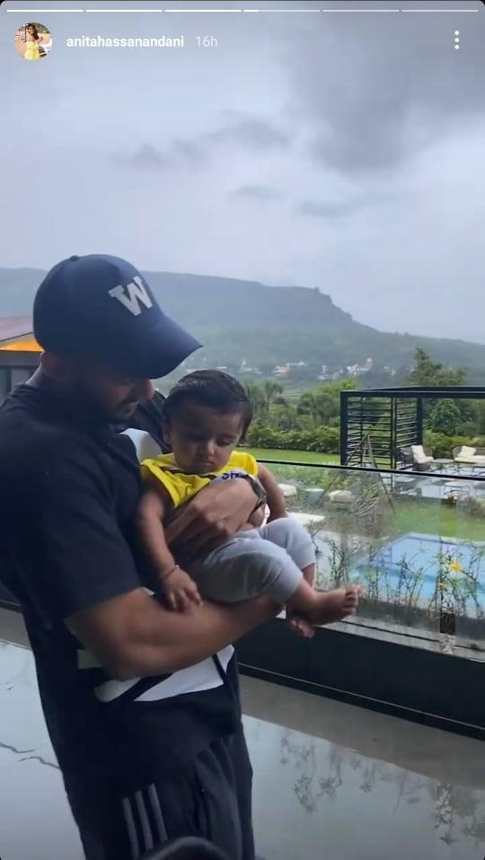 Rohit Reddy and Aaravv Reddy
