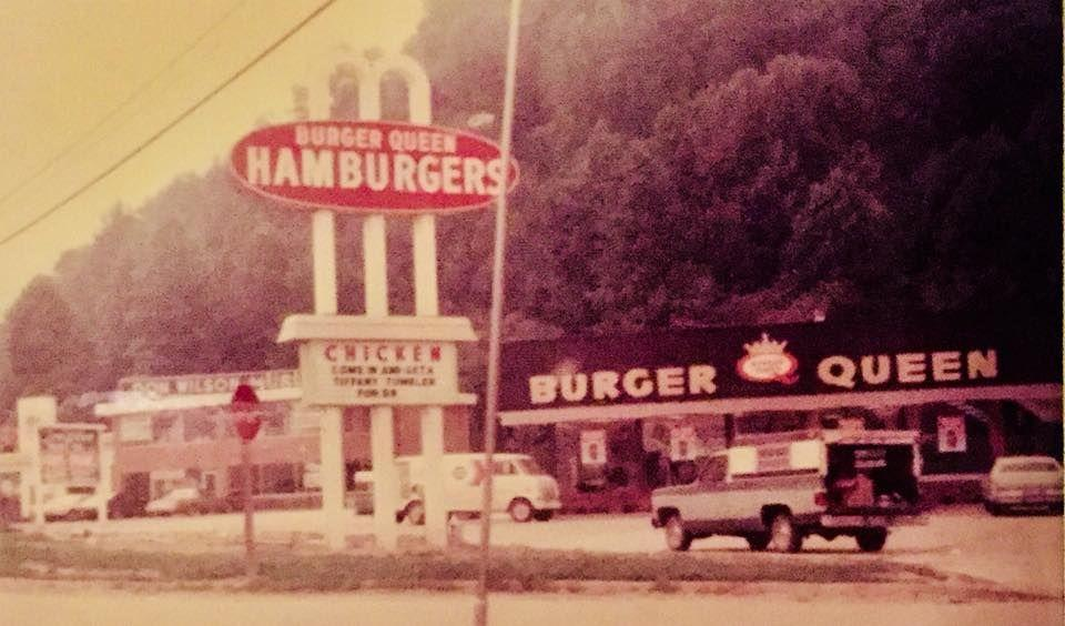 <p>To quote Queen Bey, who will run the world? Girls. Seems like Burger Queen knew what was up even back in 1956. The chain served burgers, fried chicken, and salad. At one point, the chain changed its name to Druther's. Around 1990 most of the outposts turned into Dairy Queens and the chain phased out shortly thereafter.</p>