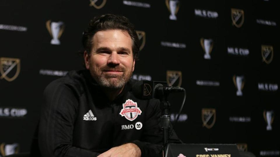 MLS Cup 2019: Press Conferences & Training Sessions   Omar Vega/Getty Images