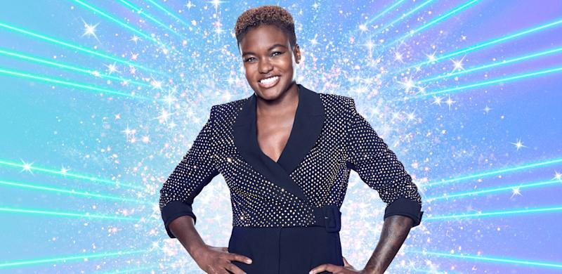 Nicola Adams will be dancing with a female professional dancer. (BBC)
