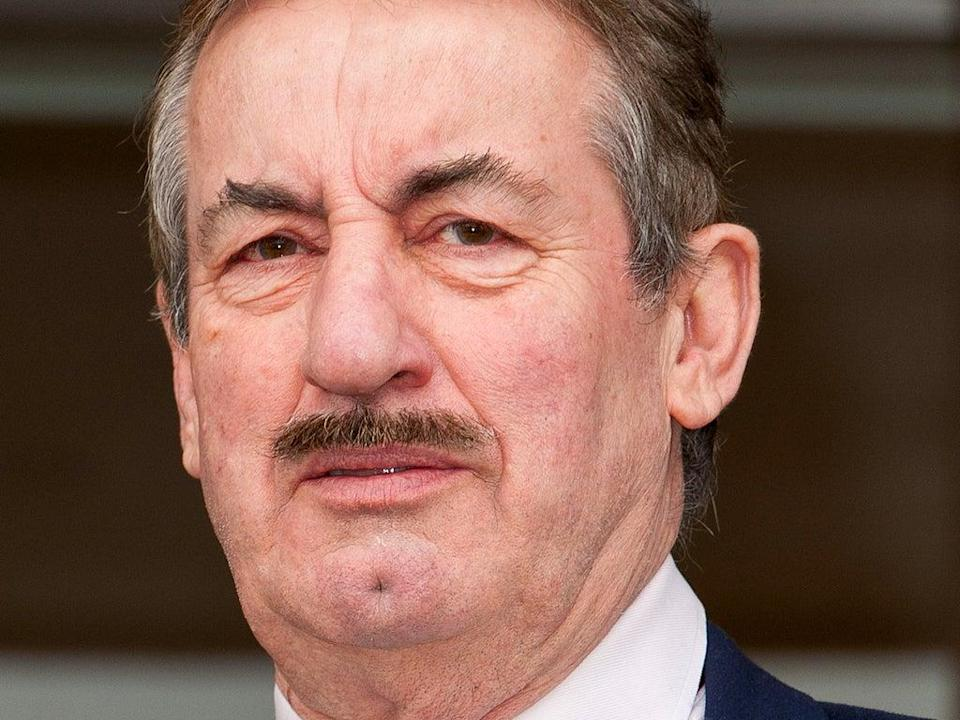 John Challis was best known for playing 'Boycie' in 'Only Fools and Horses' (Getty Images)