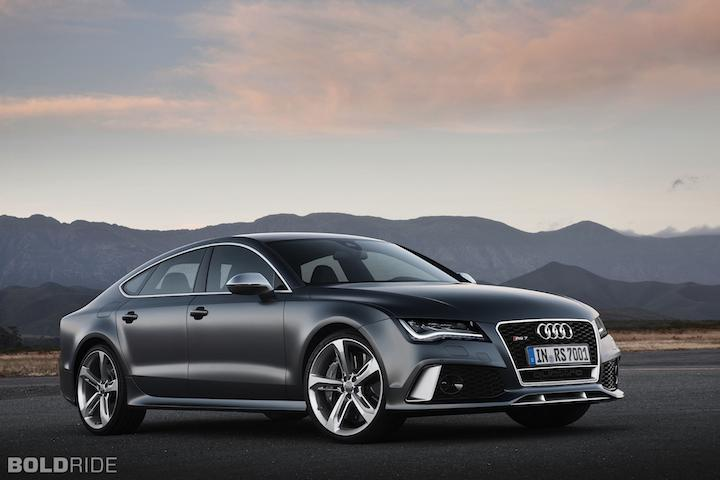 Audi Rs7 0 60 >> 7 Super Sedans Slower and More Expensive than Charger Hellcat