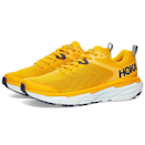 "<p><a class=""link rapid-noclick-resp"" href=""https://www.endclothing.com/gb/hoka-one-one-challenger-atr-6-1106510-smms.html"" rel=""nofollow noopener"" target=""_blank"" data-ylk=""slk:SHOP"">SHOP</a></p><p>French running brand Hoka One One (pronounced 'own-ay own-ay', after the Maori word for 'to fly over the earth') is as a regular a sighting on fashion week streets as it is half-marathons. It's easy to see why. This super bright, buttery colourway will cut through the foggy weather with ease.</p><p>Hoka One One Challenger ATR 6, £115, <a href=""https://www.endclothing.com/gb/hoka-one-one-challenger-atr-6-1106510-smms.html"" rel=""nofollow noopener"" target=""_blank"" data-ylk=""slk:endclothing.com"" class=""link rapid-noclick-resp"">endclothing.com</a></p>"