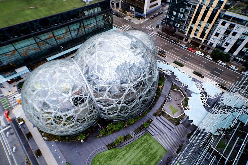 Hackers hijacked traffic through Amazon servers for two hours, undetected