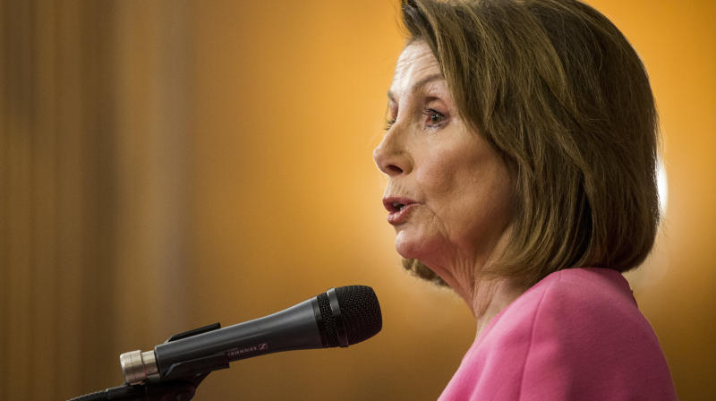 Nancy Pelosi's Democratic Foes Prepare To Go Public
