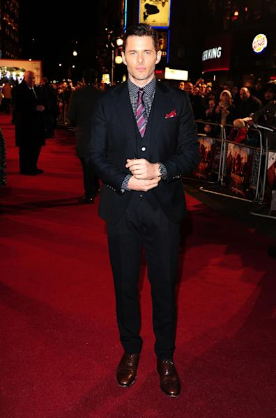 <p>The actor will co-host the ceremony with Amanda Davies.</p>