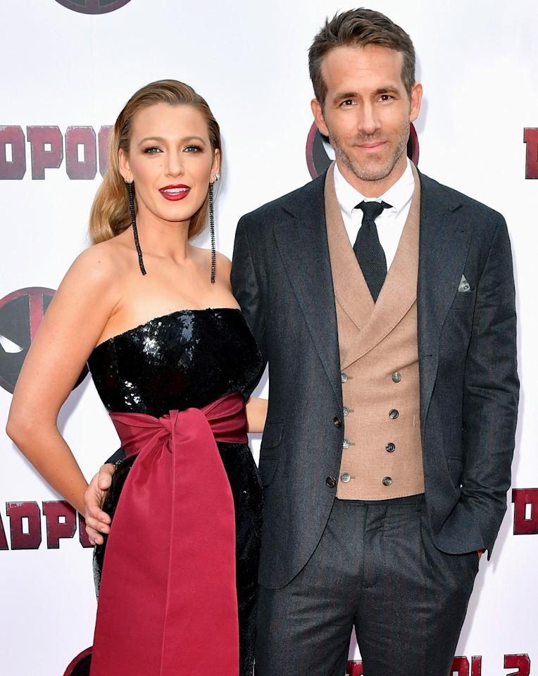 """So, we're not <i>entirely</i> sure this went down considering the couple has <a href=""""https://people.com/movies/ryan-reynolds-blake-lively-trolling-each-other/"""">a long history of trolling each other,</a>but the anecdote is still an impressive one we really hope does turn out to be true. While imploring his wife to let him in on the secret behind her upcoming film <i>A Simple Favor</i> — in which a woman named Emily Nelson (Lively) mysteriously vanishes — Reynolds let slip that Lively actually drove him to the hospital while she was in labor. """"You can tell me. We're married. You once drove me to the hospital when you were giving birth. So..what the f— happened to Emily?"""" the actor <a href=""""https://people.com/babies/ryan-reynolds-blake-lively-drove-hospital-giving-birth/"""">wrote on social media.</a>"""