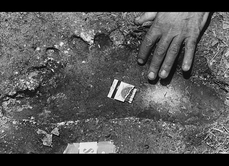The legend of Bigfoot has baffled many people for decades, especially when images like this one are released. A footprint measuring 17-and-3/4 inches long and 7-and-1/2 inches wide was discovered Aug. 26, 1980, at a residence in the Conemaugh Township area of Johnstown, Pa. A very well-defined print was left behind, if indeed it was Bigfoot, plus a left print was found eight feet away in a more wooded area. Along with the footprints, reports of strange noises and a very unusual but strong odor coincided with the account.