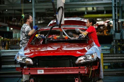 Auto workers at Chinese-owned US plant reject bid to unionize