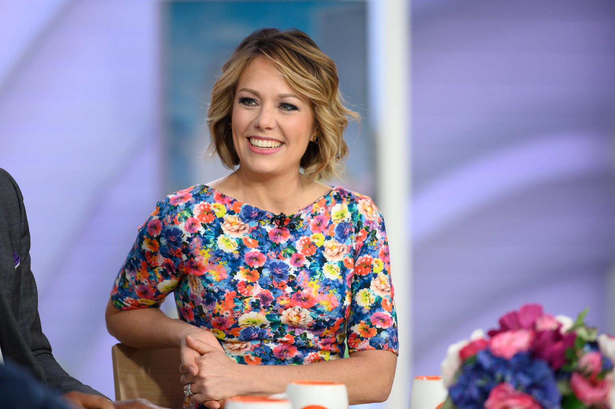 NBC meteorologist Dylan Dreyer shares her struggle to stop breastfeeding: 'It's a mindf**k'