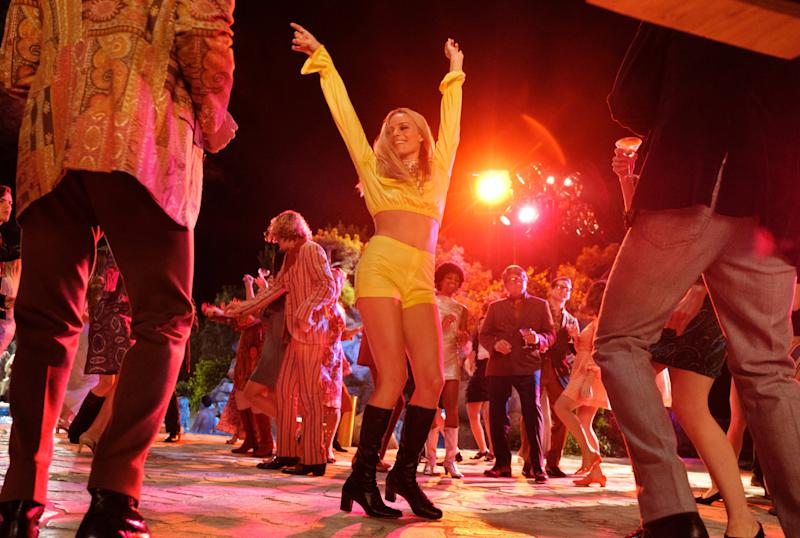 Margot Robbie in Once Upon A Time In Hollywood (Credit: Sony)
