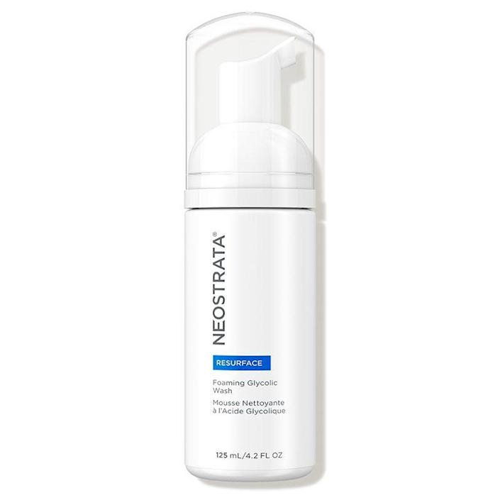 """<p><strong>NeoStrata</strong></p><p>dermstore.com</p><p><strong>$40.00</strong></p><p><a href=""""https://go.redirectingat.com?id=74968X1596630&url=https%3A%2F%2Fwww.dermstore.com%2Fproduct_Foaming%2BGlycolic%2BWash_7508.htm&sref=https%3A%2F%2Fwww.oprahdaily.com%2Fbeauty%2Fskin-makeup%2Fg29529033%2Fbest-dark-spot-correctors%2F"""" rel=""""nofollow noopener"""" target=""""_blank"""" data-ylk=""""slk:Shop Now"""" class=""""link rapid-noclick-resp"""">Shop Now</a></p><p>""""With 18% glycolic acid and grapefruit extracts , this wash works amazingly to brighten the skin and lighten dark spots. It allows you to do almost a mini chemical peel without any downtime and can be used on a daily basis after you build up tolerance,"""" says Palep. """"It's great for someone who is acne prone.""""</p>"""