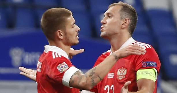 Foot - Ligue des Nations - Ligue des nations B: la Russie part fort