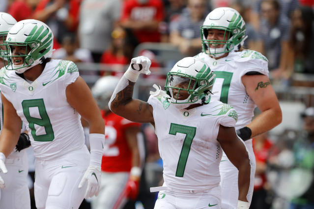 5 takeaways from Oregon's program-defining win over No. 3 Ohio State