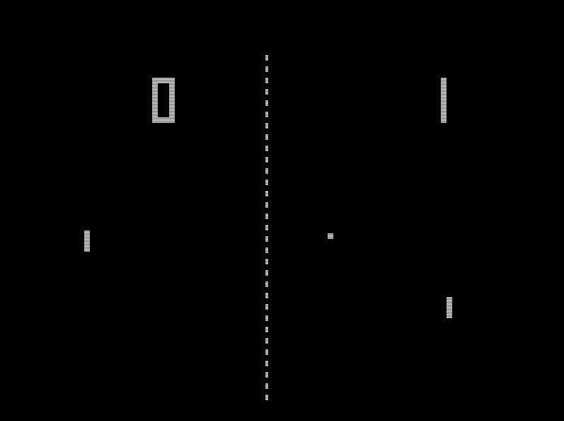 During one year, a staggering 3,500 Pong arcade cabinets were made and sold after Bushnell sold 300 cabinets in one hour after his first attempt at a sales call. (Image: Atari)