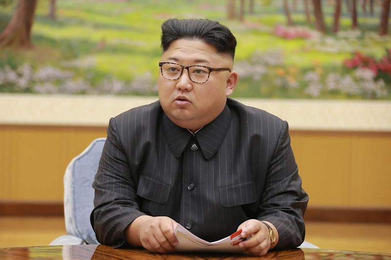North Korea leader Kim Jong-Un has continued the country's nuclear testing programme (AFP via Getty Images)