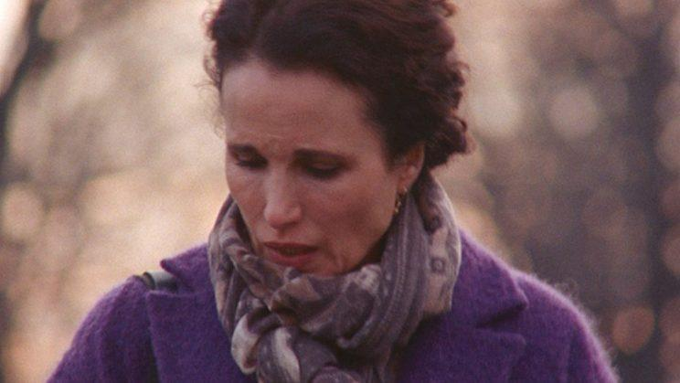 Andie MacDowell in 'Love After Love'