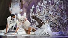 Looking Back at Lady Gaga's Legendary Blood-Soaked VMAs Performance, 10 Years Later