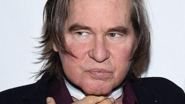 PHOTO: Val Kilmer attends the Simply Shakespeare's Live Read of 'The Merchant Of Venice' at Walt Disney Concert Hall on Oct. 28, 2019 in Los Angeles. (Amanda Edwards/Getty Images, FILE )