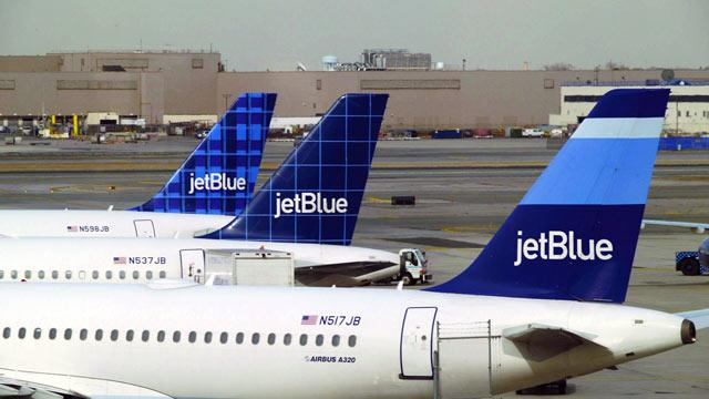 JetBlue Flight Forced Into Emergency Landing in Las Vegas