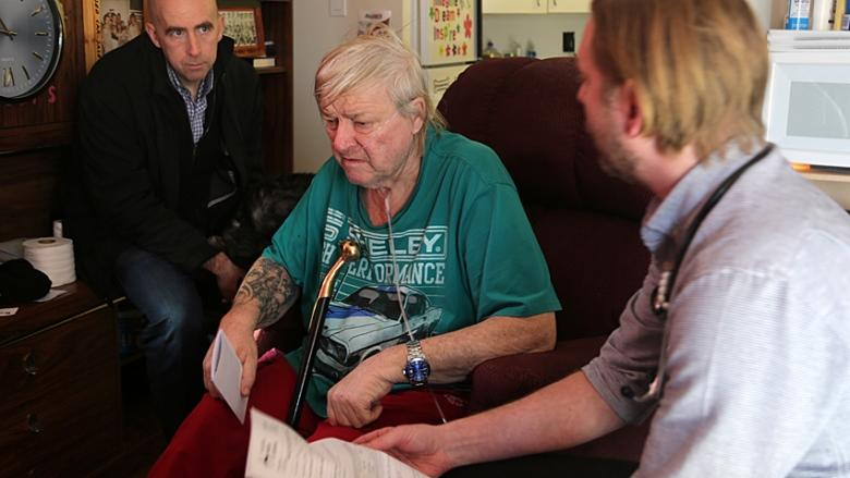 Hamilton doctors see 'reality up close,' making house calls to the disadvantaged