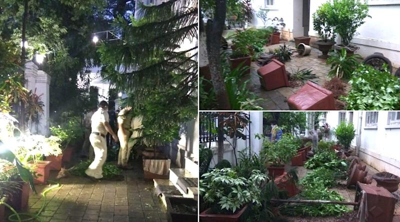 'Rajgruha' Vandalism: Mumbai Police Arrest Prime Accused Umesh Sitaram Jadhav in Connection With Hooliganism at Dr BR Ambedkar's House
