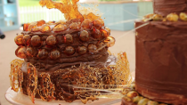 """<p>For security reasons, you have to hand over your cell phone to producers before entering the tent, <a href=""""https://www.express.co.uk/celebrity-news/1185837/Great-British-Bake-Off-2019-karen-wright-contestants-rules-news"""" rel=""""nofollow noopener"""" target=""""_blank"""" data-ylk=""""slk:according to former contestant Karen Wright"""" class=""""link rapid-noclick-resp"""">according to former contestant Karen Wright</a>. This is a common practice on reality competition shows, as it helps prevent people from recording footage that could spoil the show.</p>"""