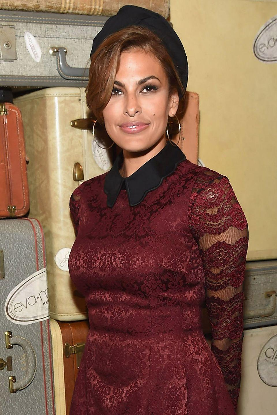 """<p>The actress entered rehab in 2008 and has been sober ever since. She opens about substance abuse addiction in her <a href=""""http://www.interviewmagazine.com/film/eva-mendes/#_"""" rel=""""nofollow noopener"""" target=""""_blank"""" data-ylk=""""slk:Interview"""" class=""""link rapid-noclick-resp"""">Interview</a> cover story that followed that same year.</p>"""