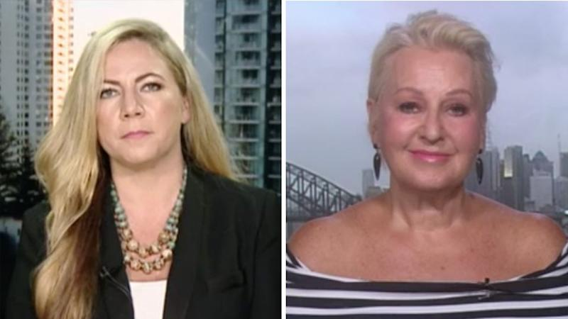 Sunrise guest panellists Cath Webber and Prue MacSween said the parents did not deserve to be treated so harshly for leaving their 16-year-old daughter unattended. Source: Sunrise