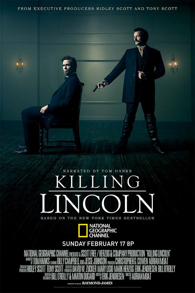 """Killing Lincoln"" Poster"