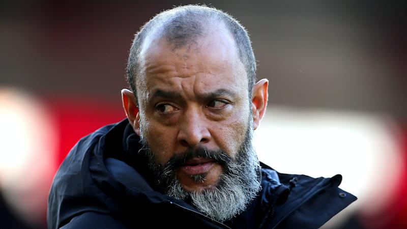 Nuno admits controlling touchline emotions is something he has had to learn