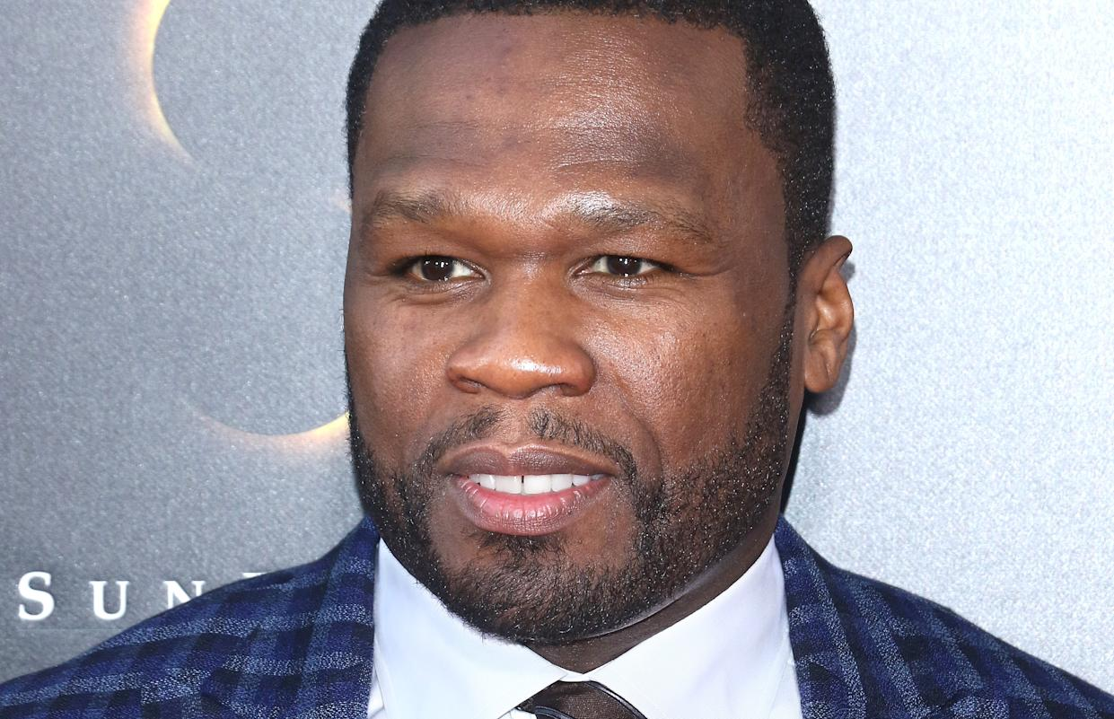 50 Cent opens up about his beef with Oprah Winfrey in his new book. (Photo: Jim Spellman/WireImage)