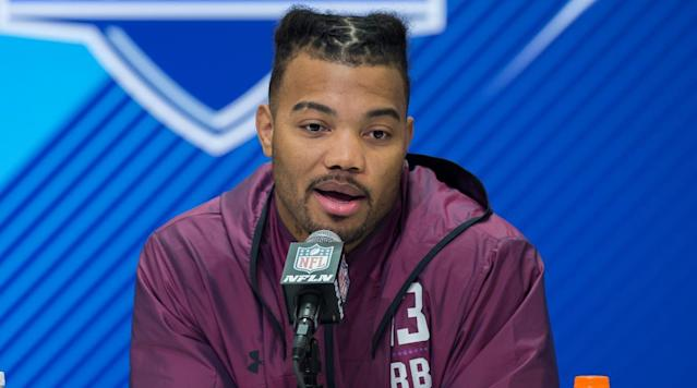 Running Back Derrius Guice Says Team Asked If He Likes Men During Combine Interview