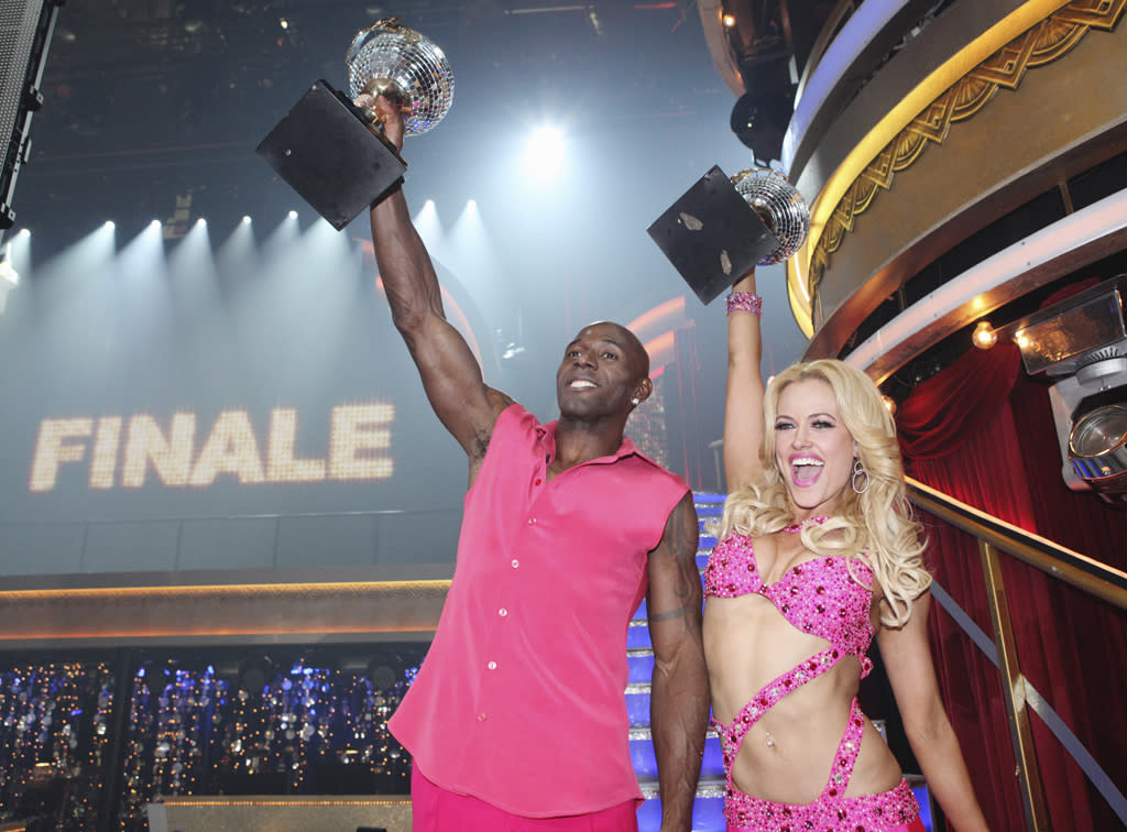 "After 10 weeks of highly entertaining performances and phenomenal dancing, Donald Driver and Peta Murgatroyd were crowned ""Dancing with the Stars"" champions."