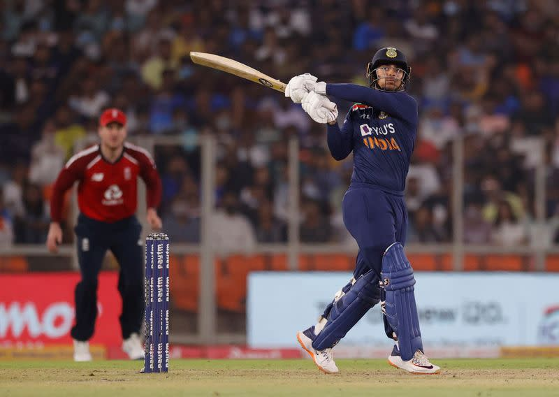 Second Twenty20 International - India v England