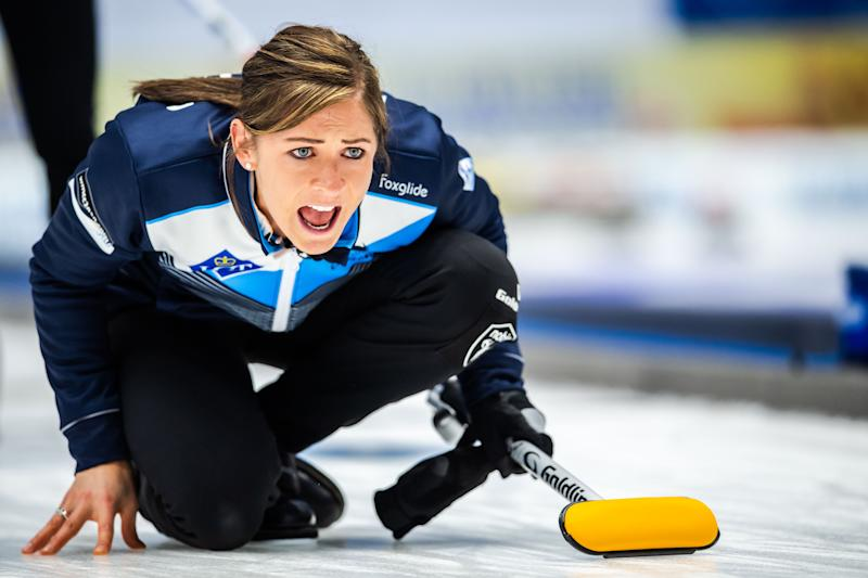 CURLING-EUROPEAN-CURLING-CHAMPIONSHIP-DAY-8/
