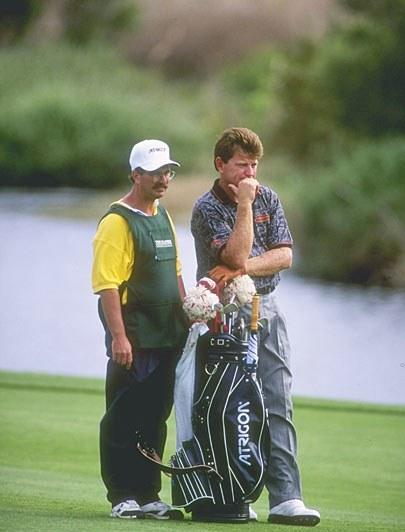 Price was deadly with approaches with his Golden Ram irons while winning six tournaments, including two majors in 1994. But Price left Ram in 1995 for a ten-year deal valued at $25 million with fledgling Atrigon, whose only club was a driver with a one-piece shaft and head. Price was to design a set of signature irons, but it never happened. In 1997, he walked on the contract to join another obscure company, Goldwin. After leaving Ram, Price won only three more events on the PGA Tour before joining the Champions Tour in 2007.