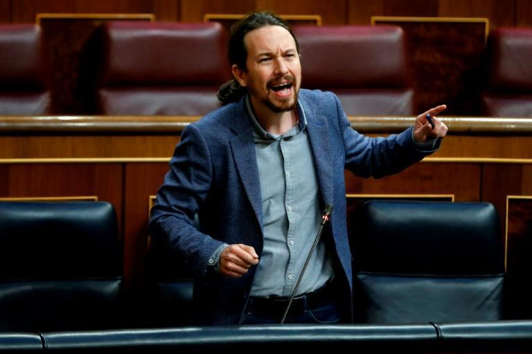 Iglesias led Podemos into the ruling coalition in January 2020