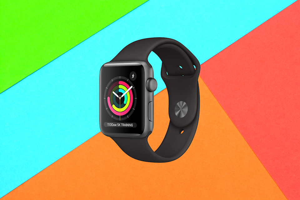 Save $30 on the Apple Watch Series 3 (GPS, 38mm)—this is the all-time lowest price ever! (Photo: Amazon)