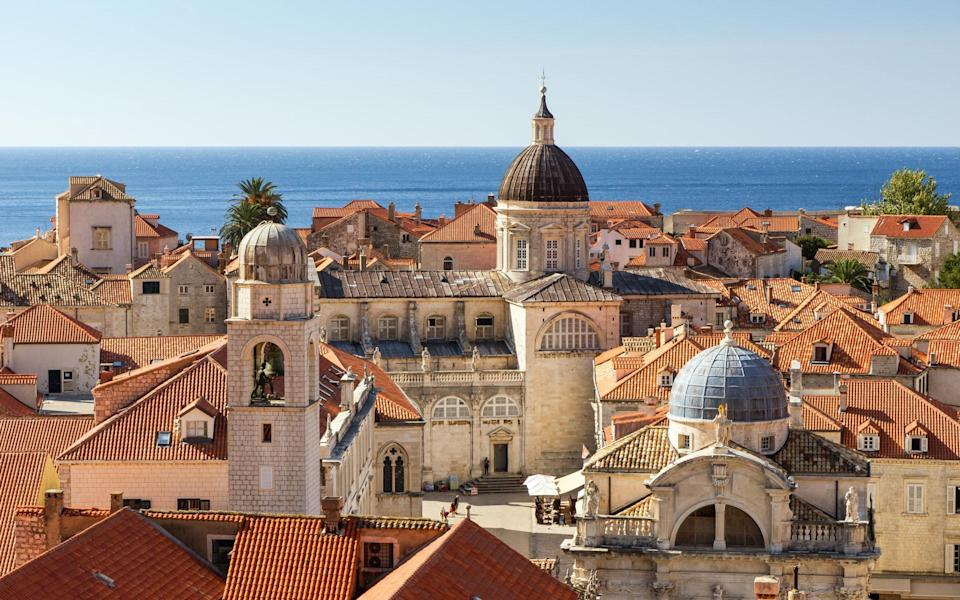 Croatia still has high infection rates - Getty