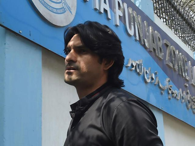 Mohammad Irfan has been banned for a year: AFP