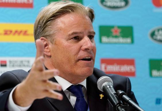 Gosper deactivated his Twitter account mid-World Cup (EPA)