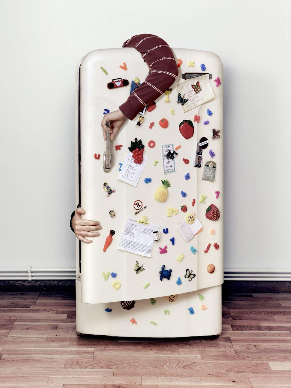 <p>If you were considering cozying up to sleep on top of a refrigerator—an outdoor refrigerator, no less—you can forget about it, thanks to a Pennsylvania law that outlaws it.</p>