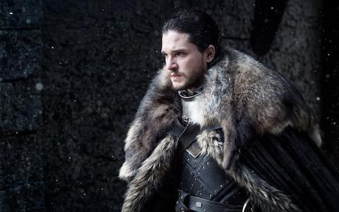 Kit Harington as Jon Snow - Credit: HBO