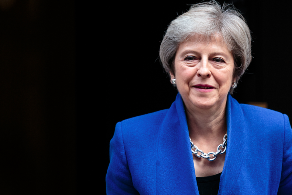 <em>The Prime Minister is set to face Tory MPs who are increasingly concerned about her Brexit plans (Getty)</em>