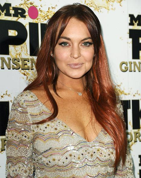 Lindsay Lohan Gets Probation Revoked, Faces 245 Days in Jail