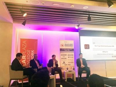 Dr. Liu Zhifeng Discusses the Benefits of N-type Bifacial PV Modules at Solar Asset Management MENA 2019