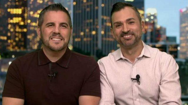 Jeff Zarrillo and Paul Katami, a couple who challenged California's gay marriage law, says the nomination of Judge Brett Kavanaugh has the LGBT community on edge.