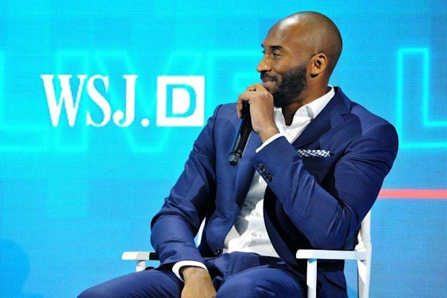 Kobe Bryant describes his process. (Getty Images)