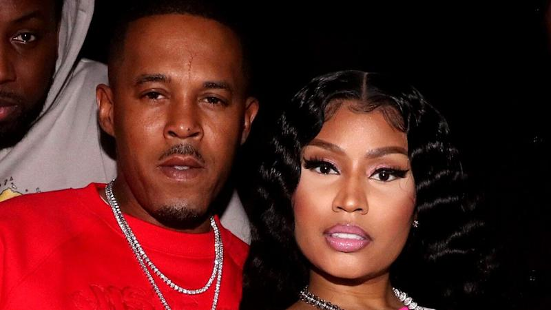 Nicki Minaj's Husband Kenneth Petty Buys Her a Reported $1.1 Million Ring